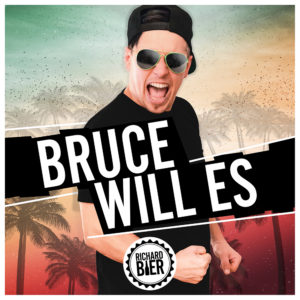 Richard Bier - Bruce will es - Cover